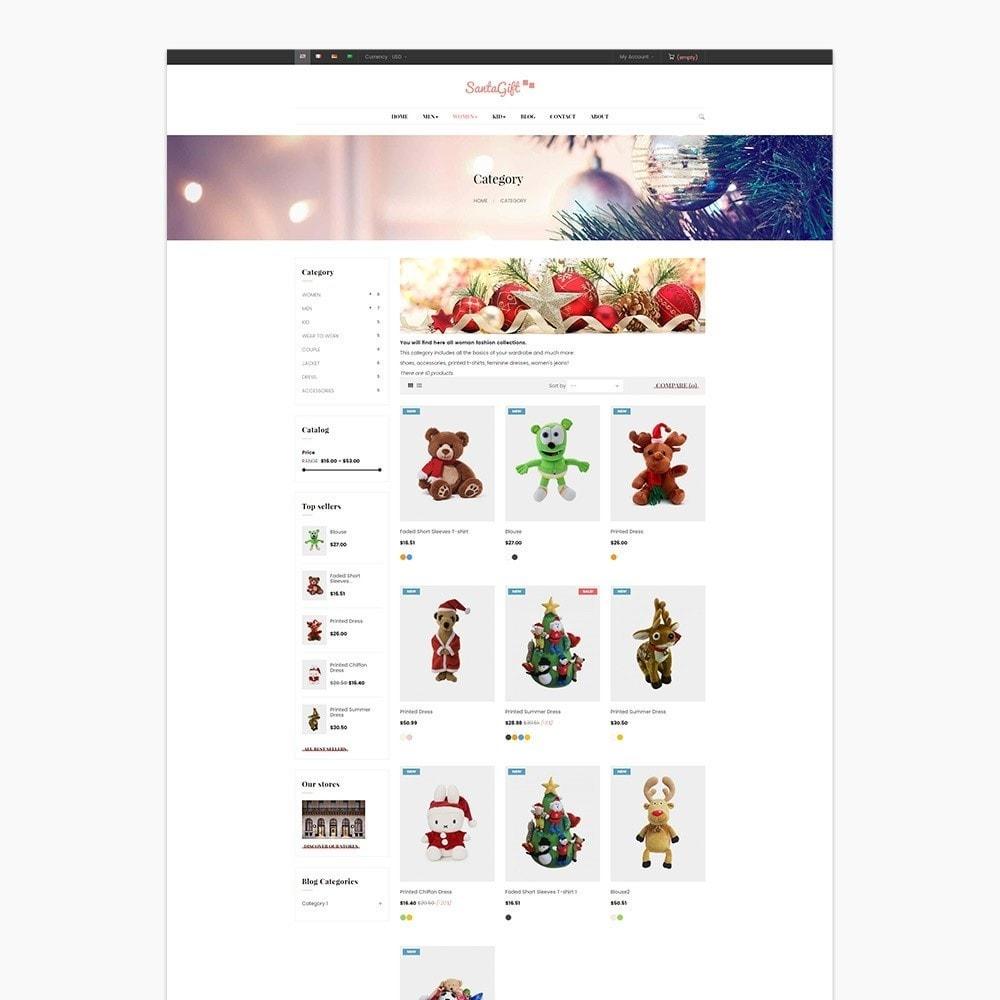 theme - Prezenty, Kwiaty & Uroczystości - Ap Santa Gift - 4