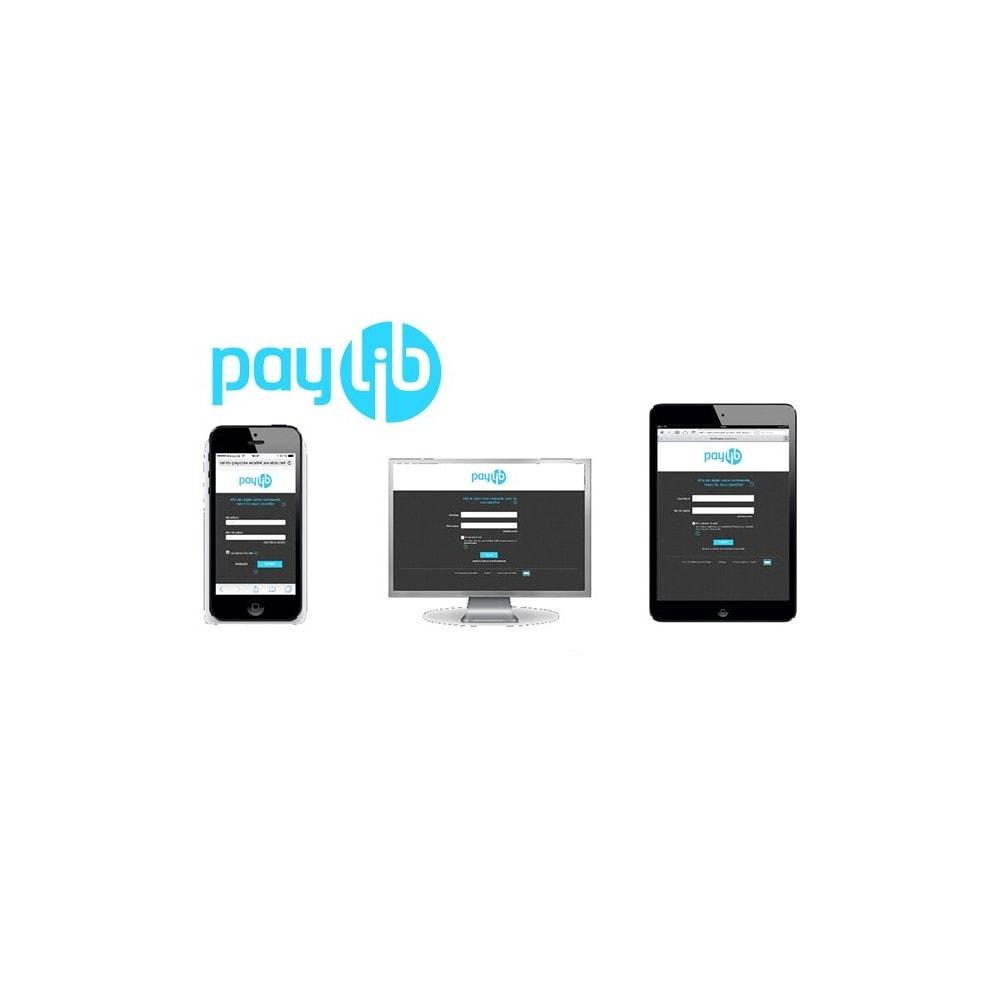 module - Paiement par Carte ou Wallet - Sogenactif 2.0 - Société Générale Atos Sips Worldline - 2