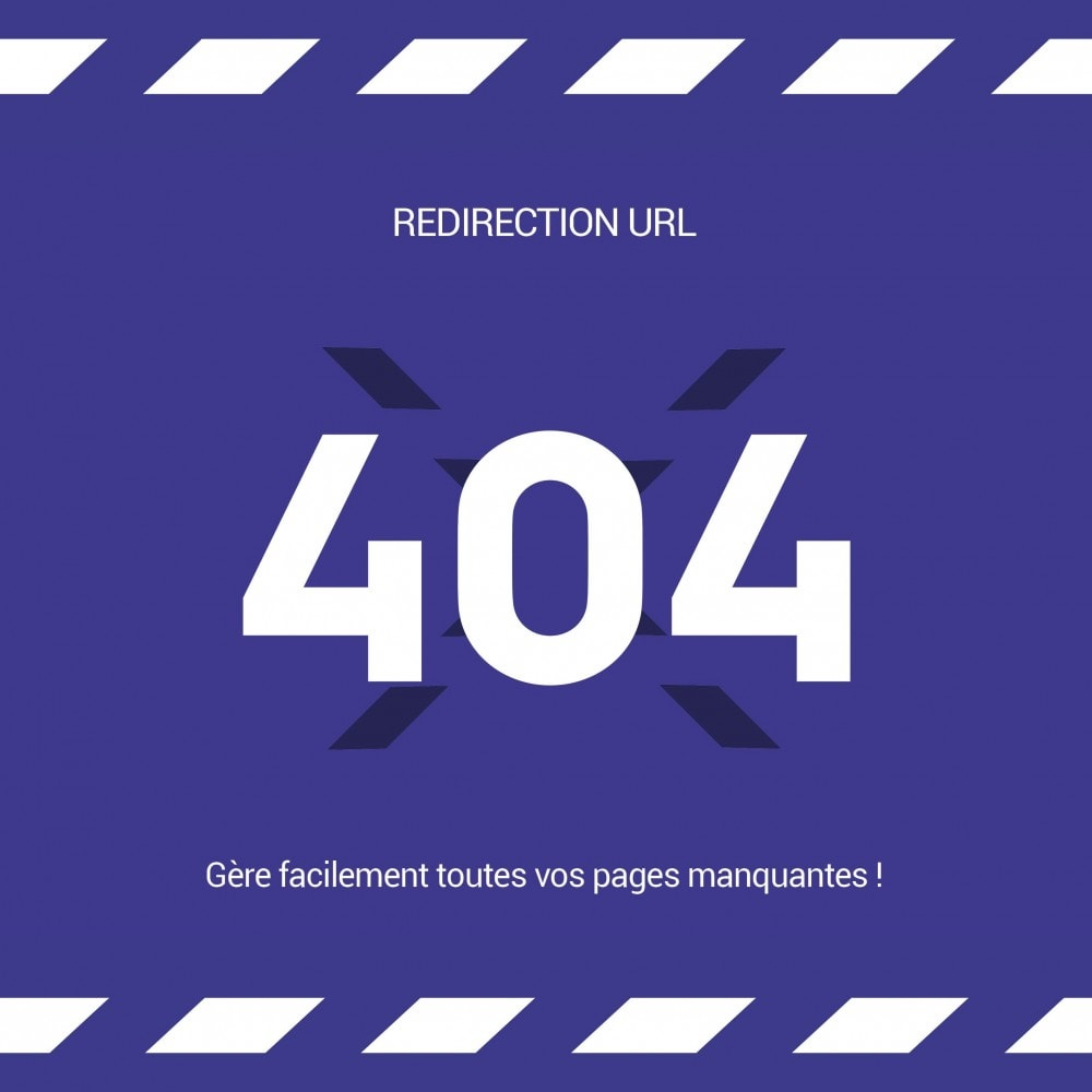module - URL & Redirections - Redirections URL (301 / Auto-répare / Multishop / SEO) - 1