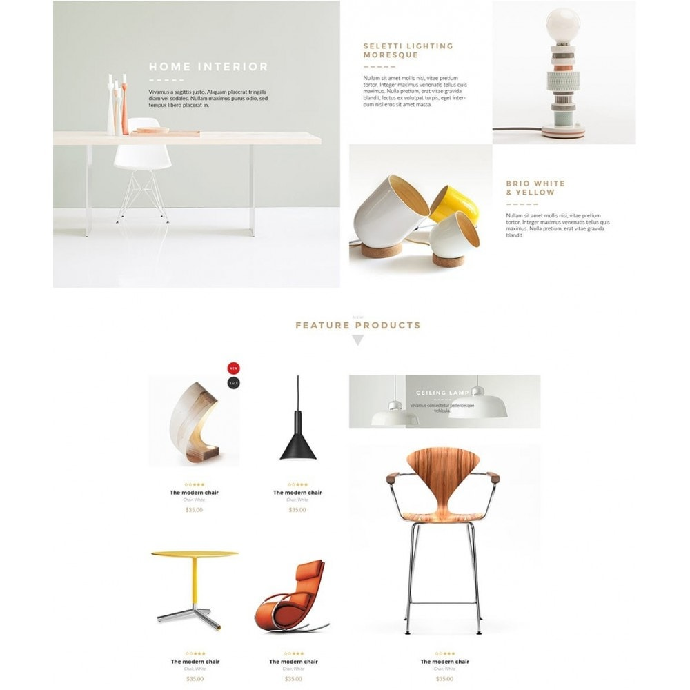 theme - Casa & Giardino - Idecor Furniture - 3