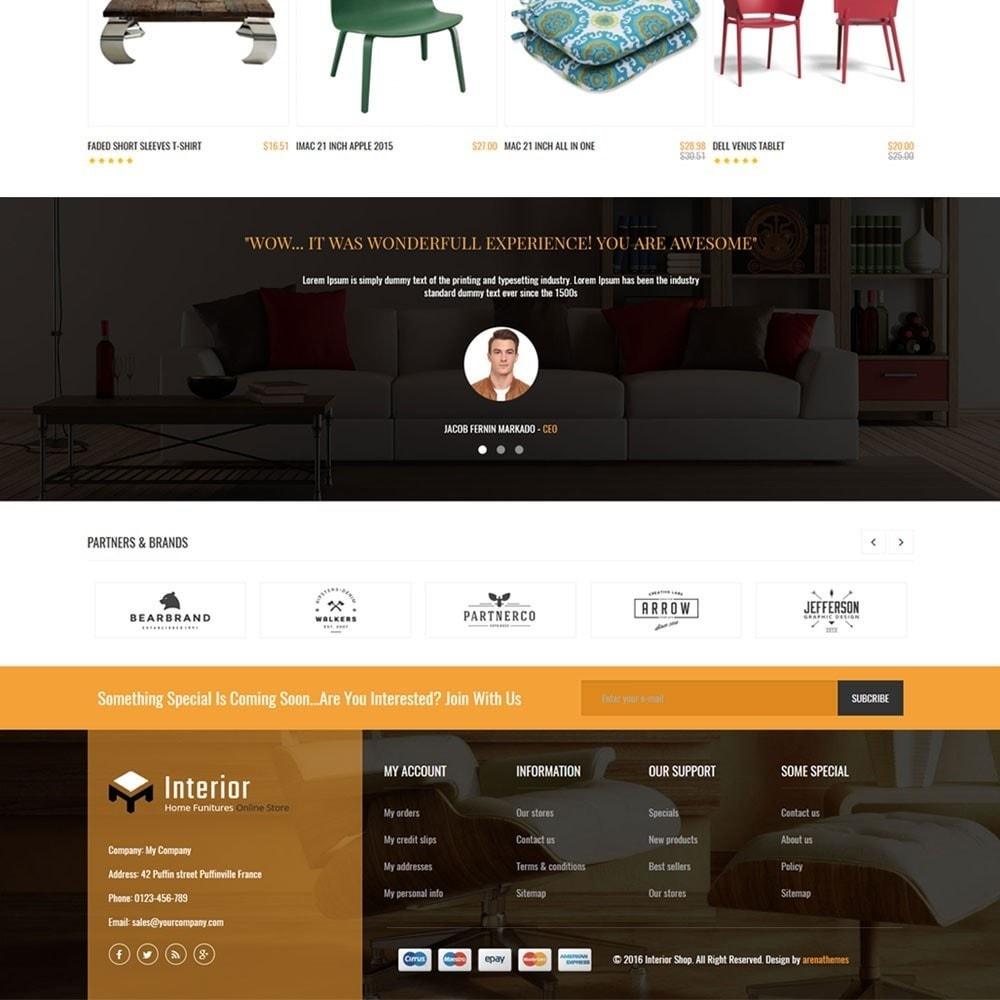 theme - Дом и сад - Interior Home Store - 4