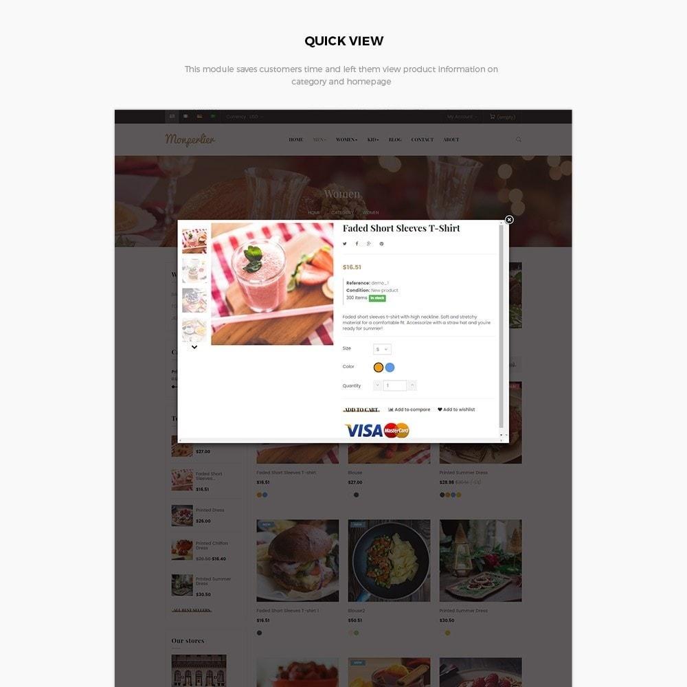 theme - Lebensmittel & Restaurants - Ap Clause - 5