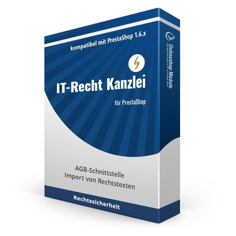 module - Legal - IT-Recht Kanzlei - 1