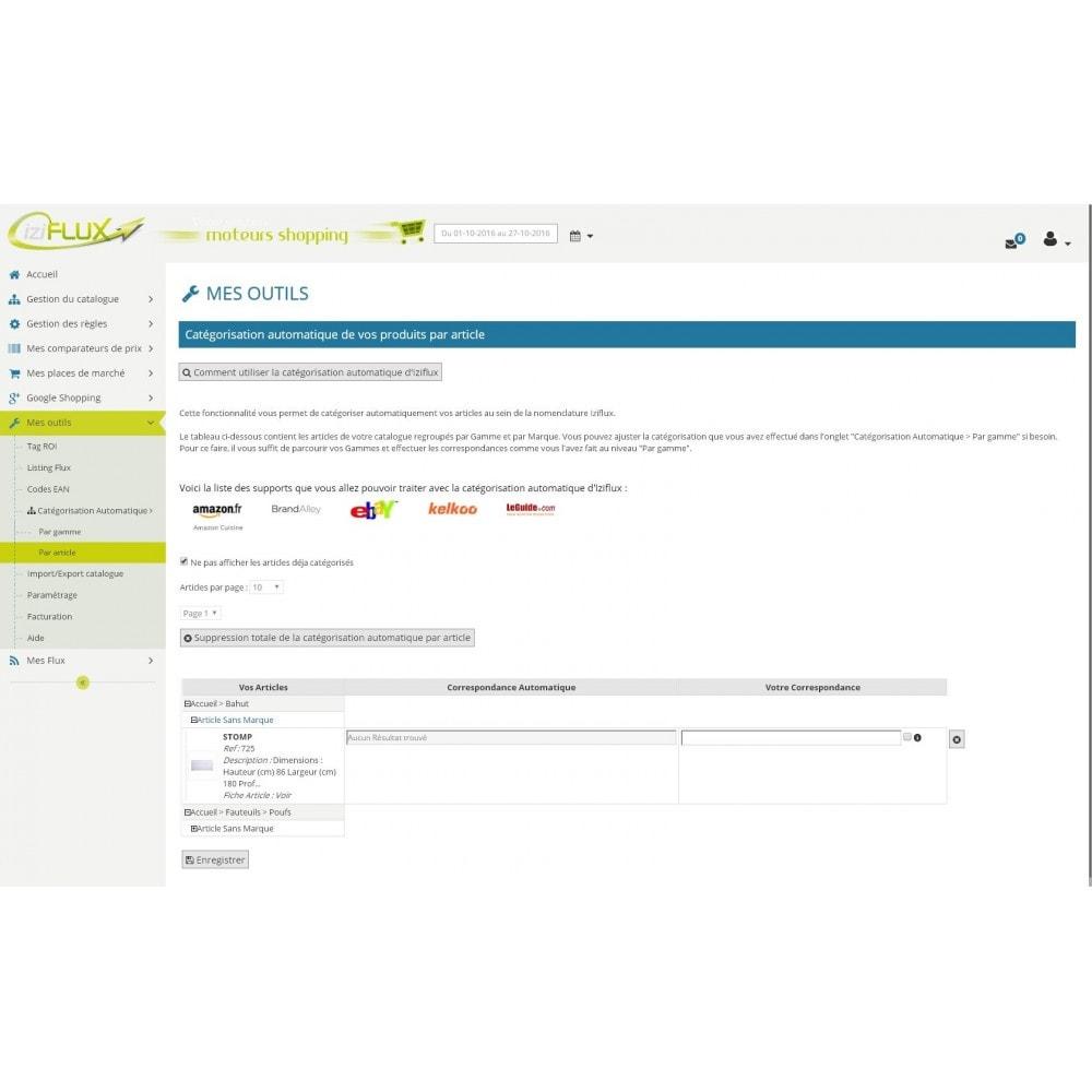 module - Marketplaces - IziFlux - 8