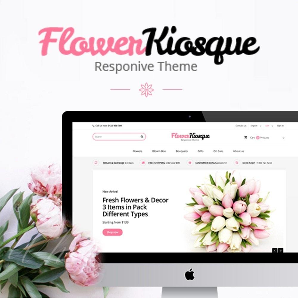 Flower Kiosque