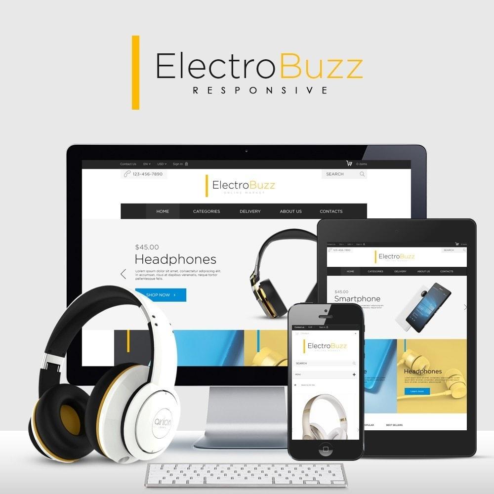 theme - Elektronik & High Tech - Electrobuzz High-tech Shop - 1