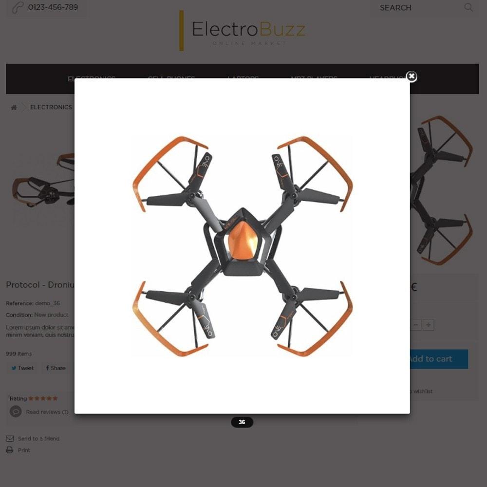 theme - Elektronik & High Tech - Electrobuzz High-tech Shop - 9