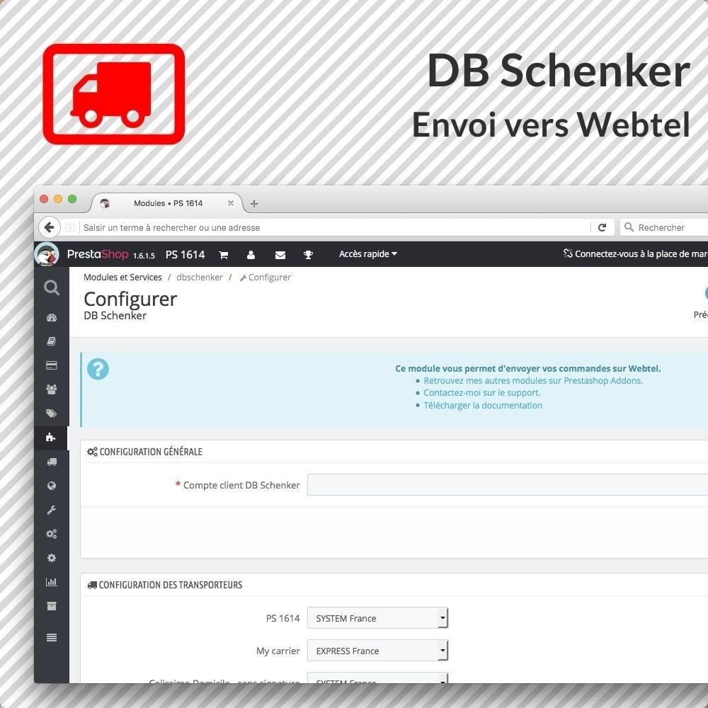 module - Préparation & Expédition - DB Schenker - 1