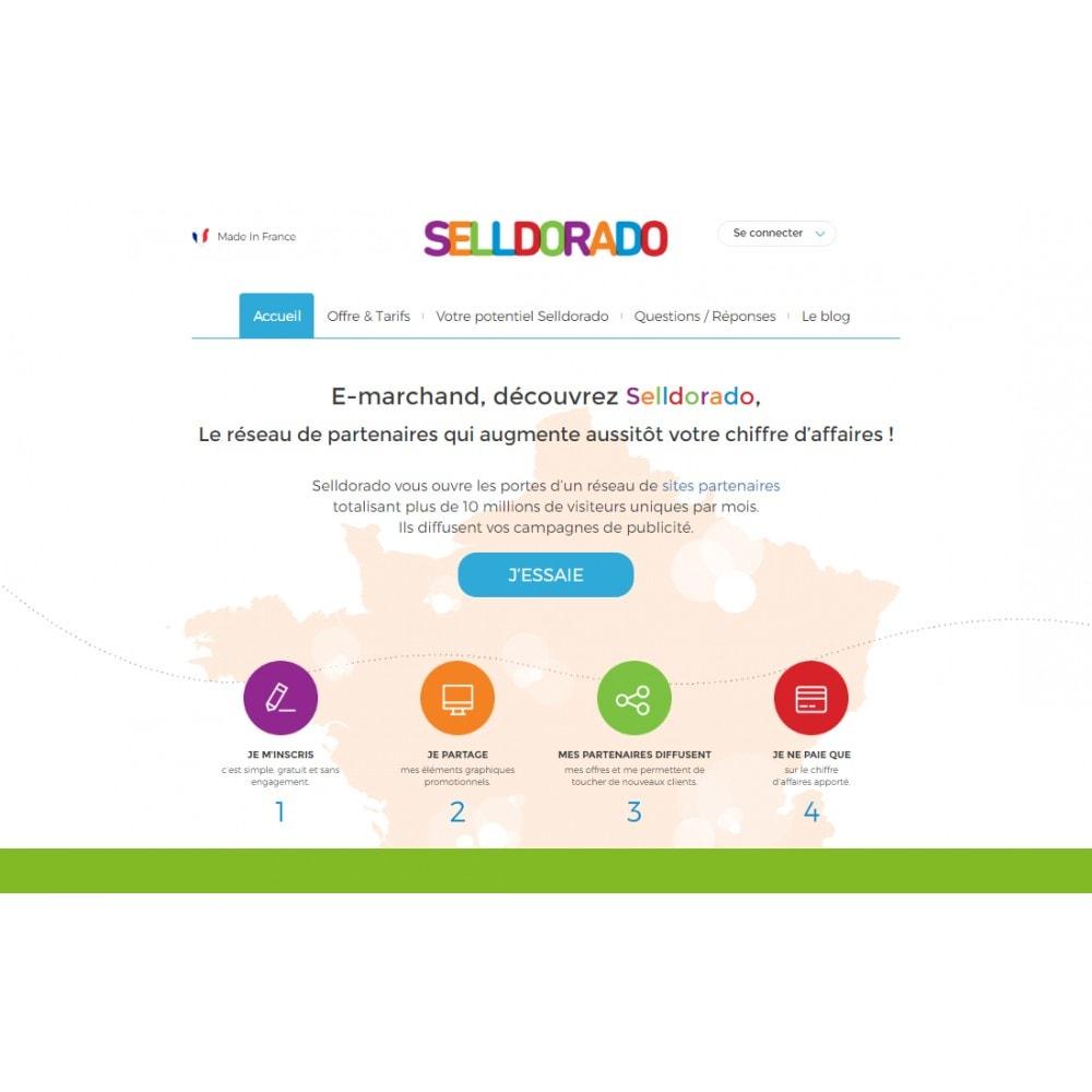 module - Trafic & Marketplaces - Selldorado : Vos publicités facilement en ligne ! - 2