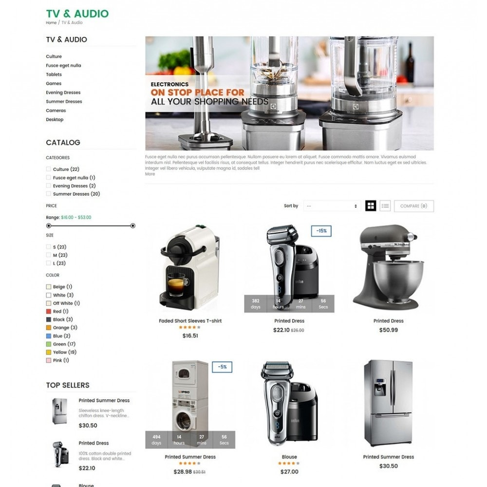 theme - Maison & Jardin - Home Appliances - 5