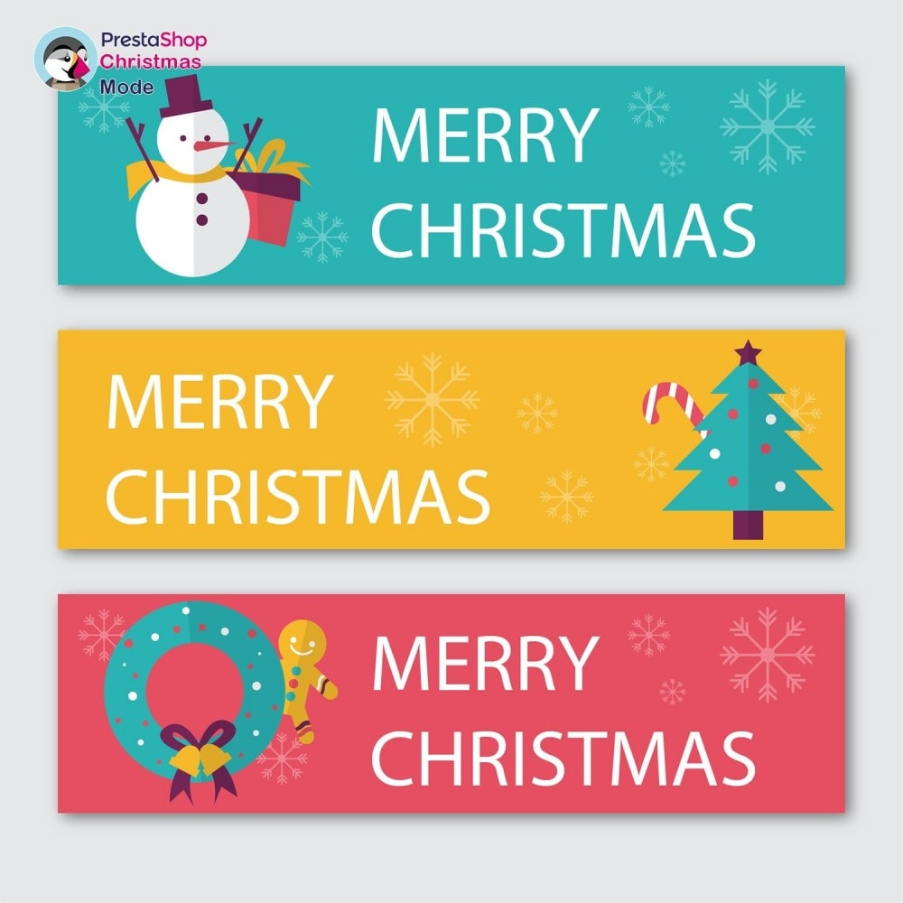 module - Page Customization - Christmas Mode - Shop design customizer - 9