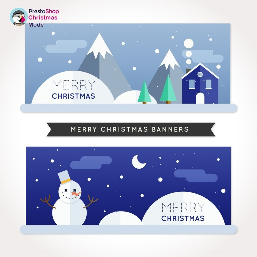 module - Personalizzazione pagine - Christmas Mode - Shop design customizer - 20