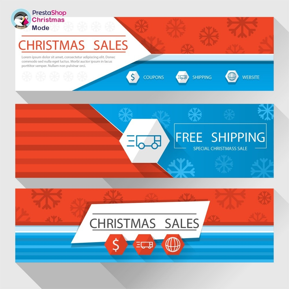 module - Personalizzazione pagine - Christmas Mode - Shop design customizer - 21