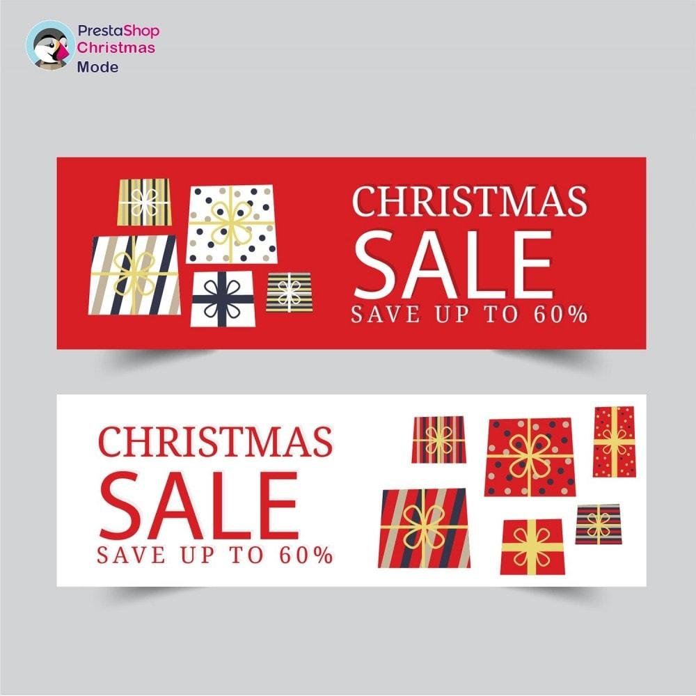 module - Individuelle Seitengestaltung - Christmas Mode - Shop design customizer - 24