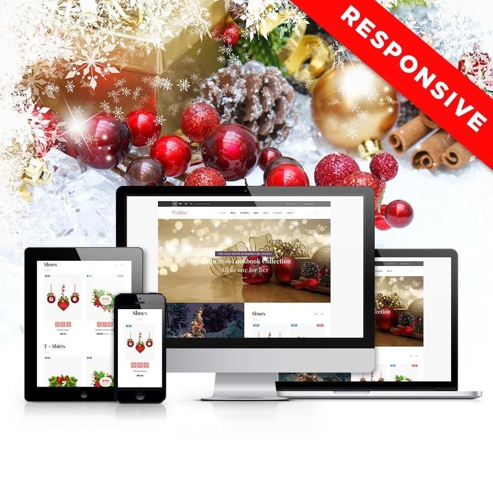 theme - Geschenke, Blumen & Feiern - Leo Mistletoe - 1