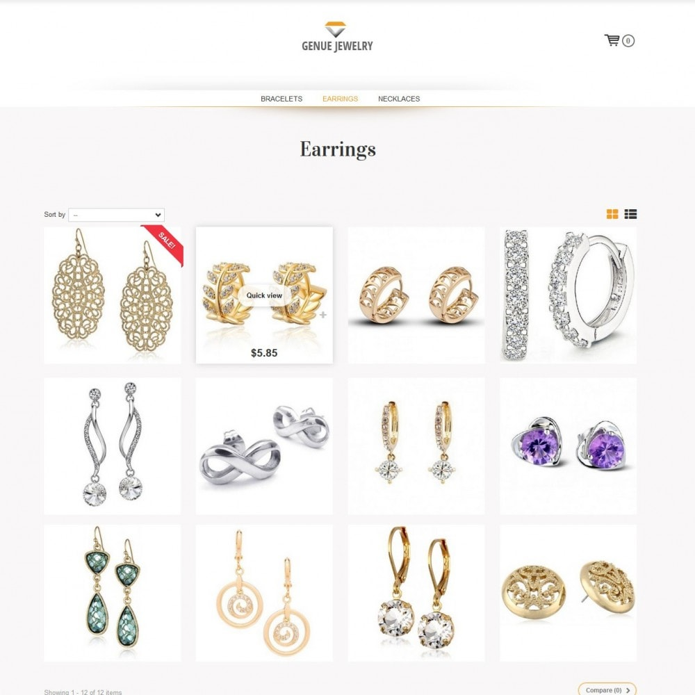 theme - Sieraden & Accessoires - genue jewelry - 1