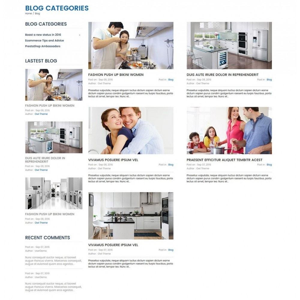 theme - Home & Garden - Electronic Marketplaces - 7