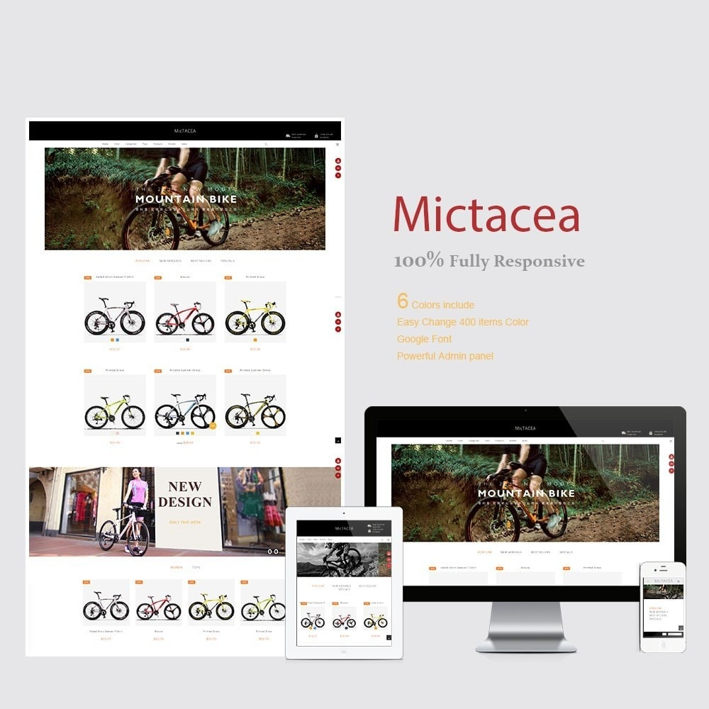 Mictacea Mountain Bike Store