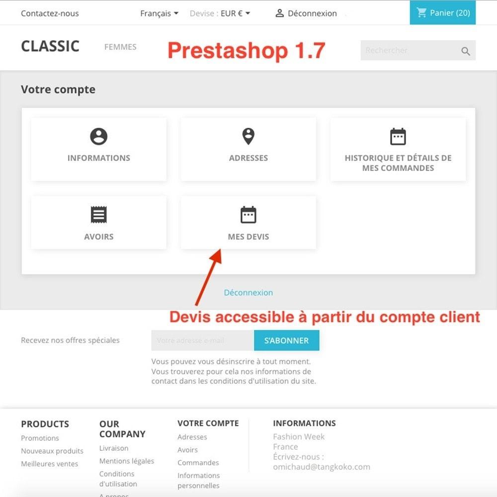 module - Devis - Devis PDF en ligne - 6
