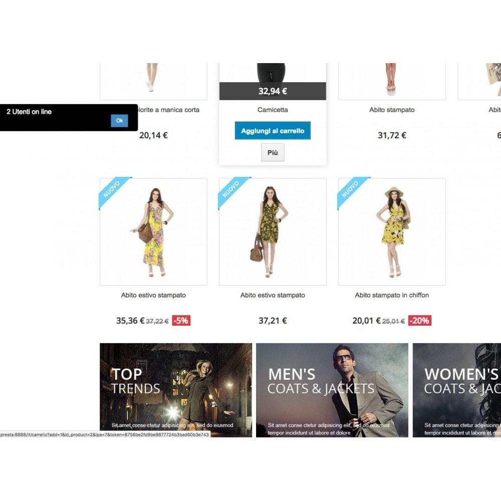 module - Blocchi, Schede & Banner - Banner informazioni vendita - 3