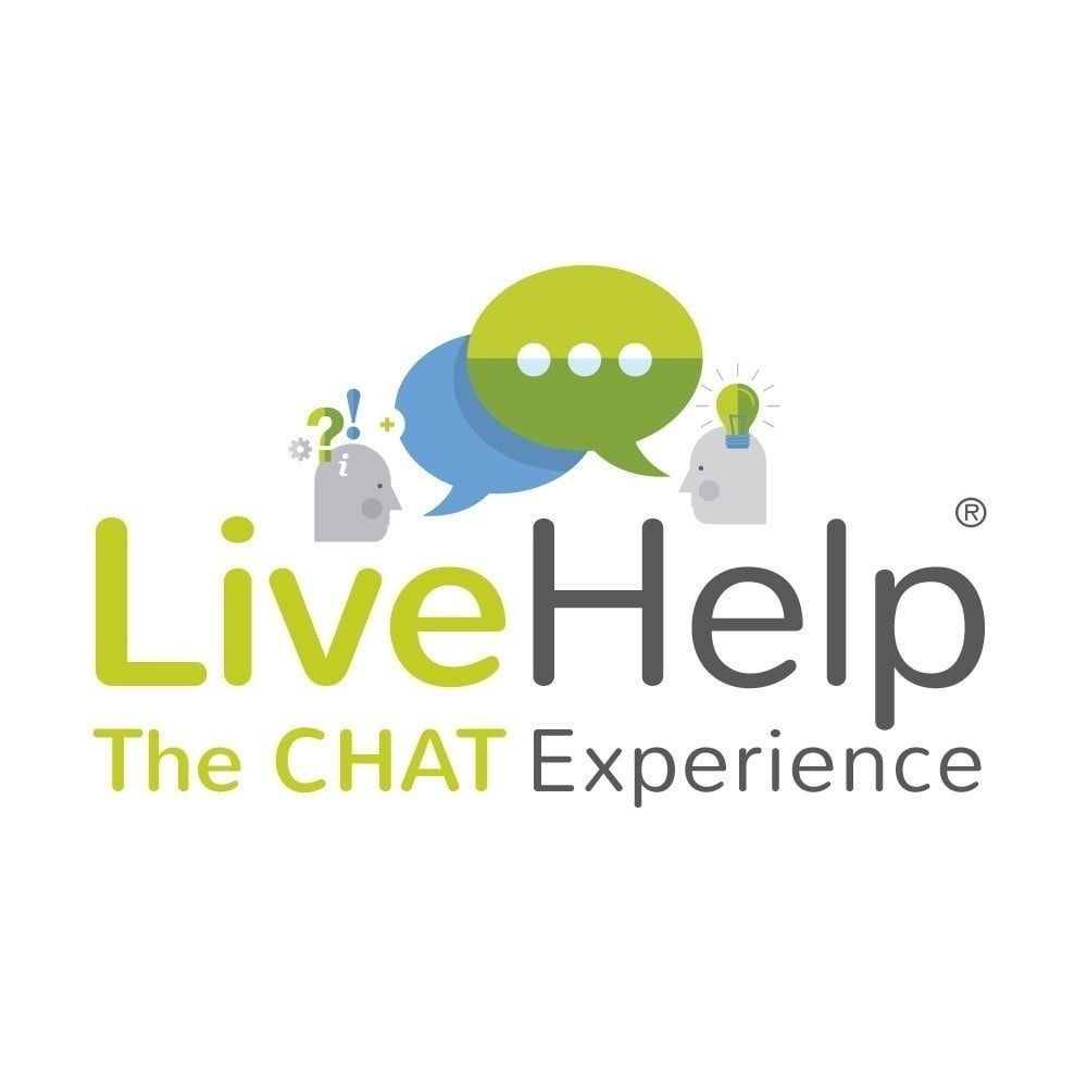module - Supporto & Chat online - LiveHelp® Live Chat - 1