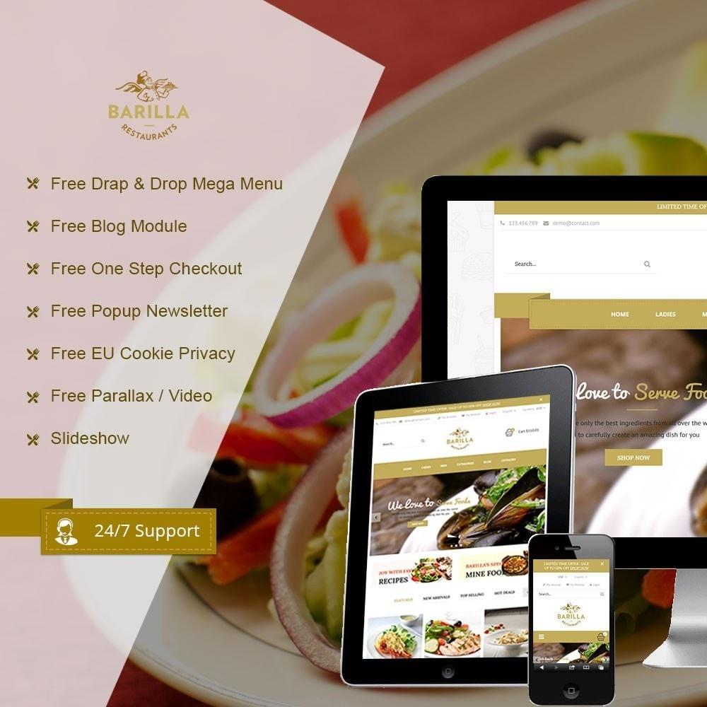 Barilla Food Store