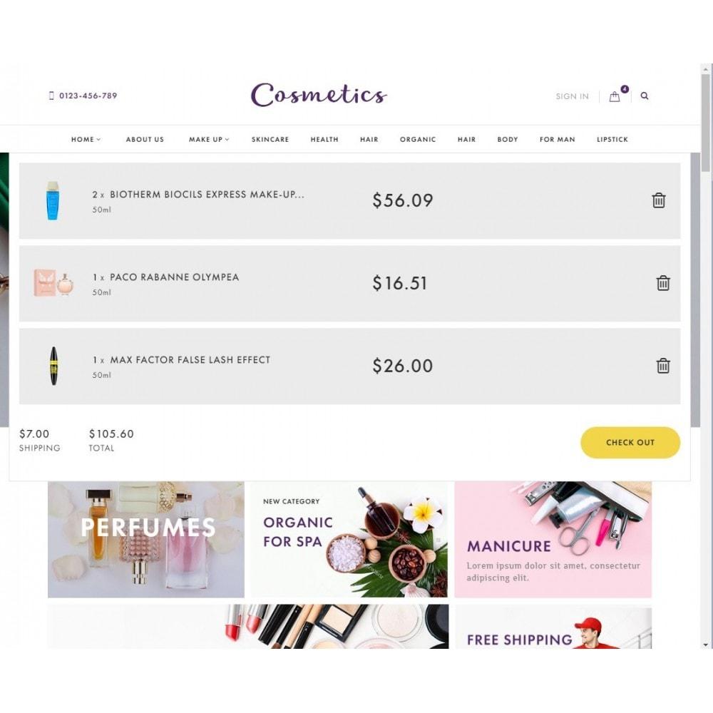 Cosmetics - Сosmetics Shop