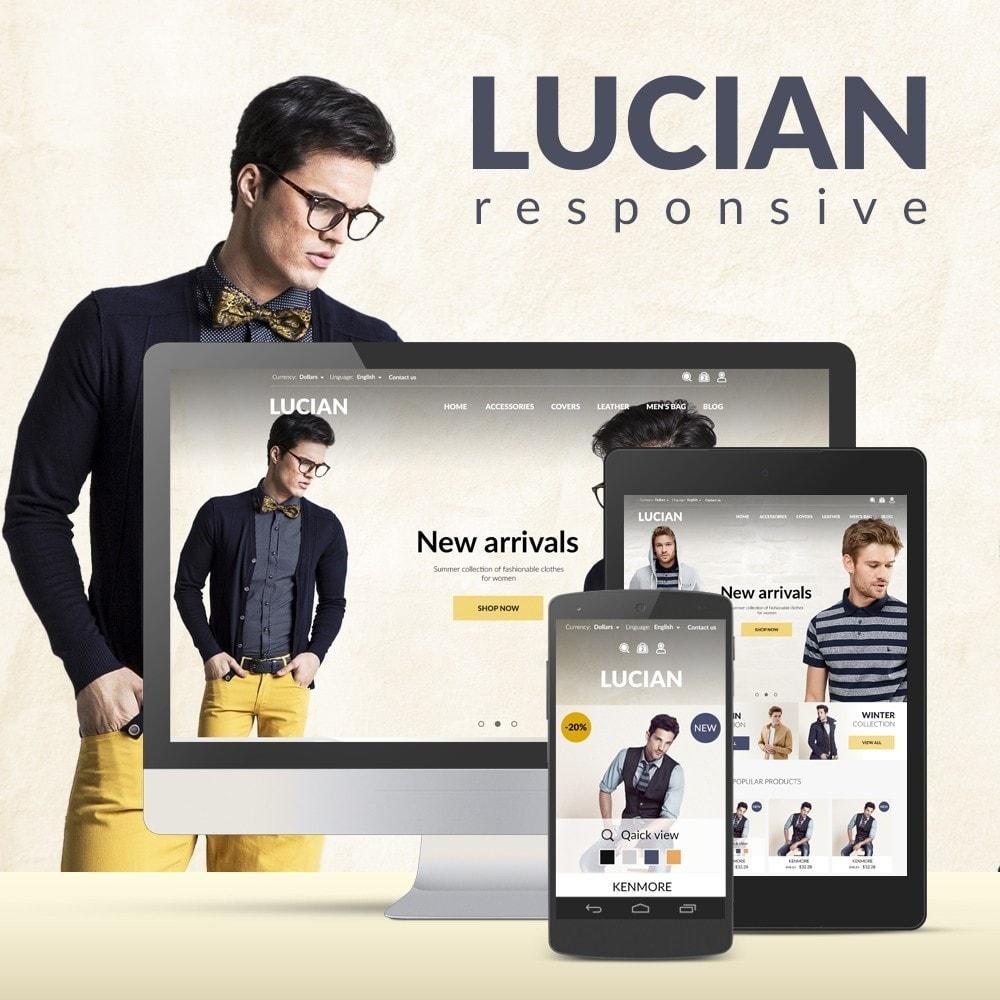 theme - Moda & Obuwie - Lucian Men's Wear - 1