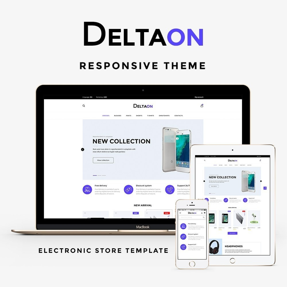 DeltaON Store