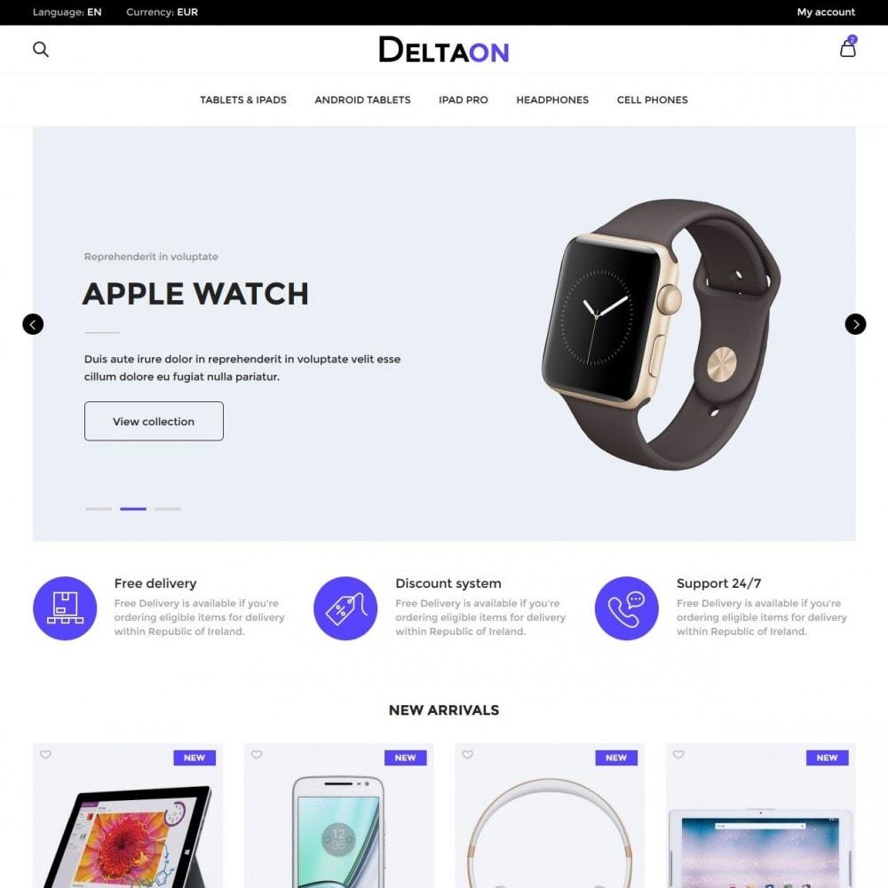 DeltaON Store