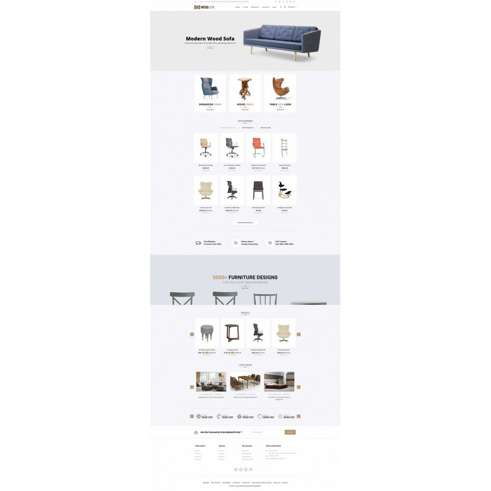 Woodlook Online Furniture Store