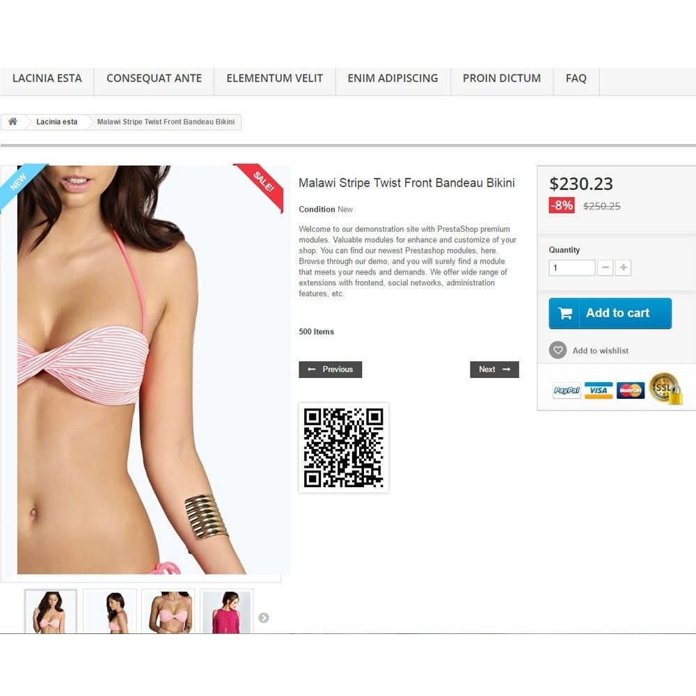 module - Fotos de productos - Product Gallery Images with Zoom Effect - 4