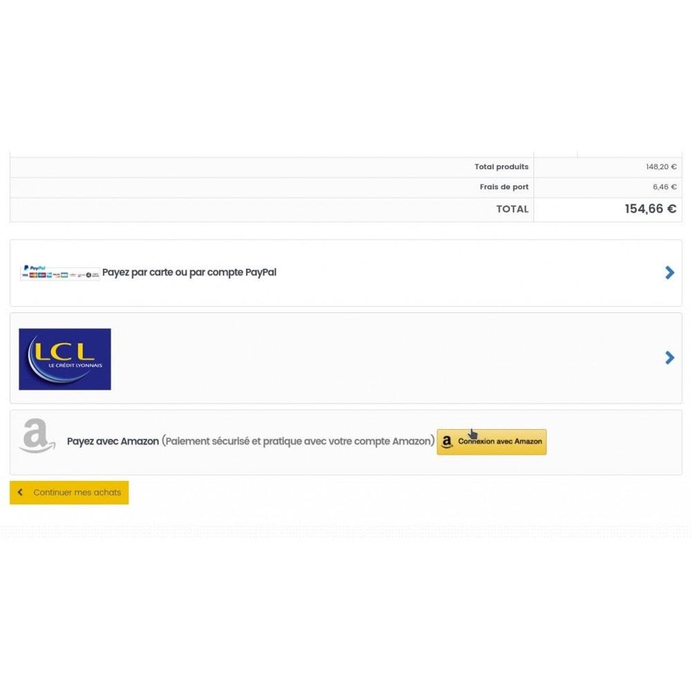 module - Paiement - PaymentsAccess : restrictions des méthodes de paiements - 3