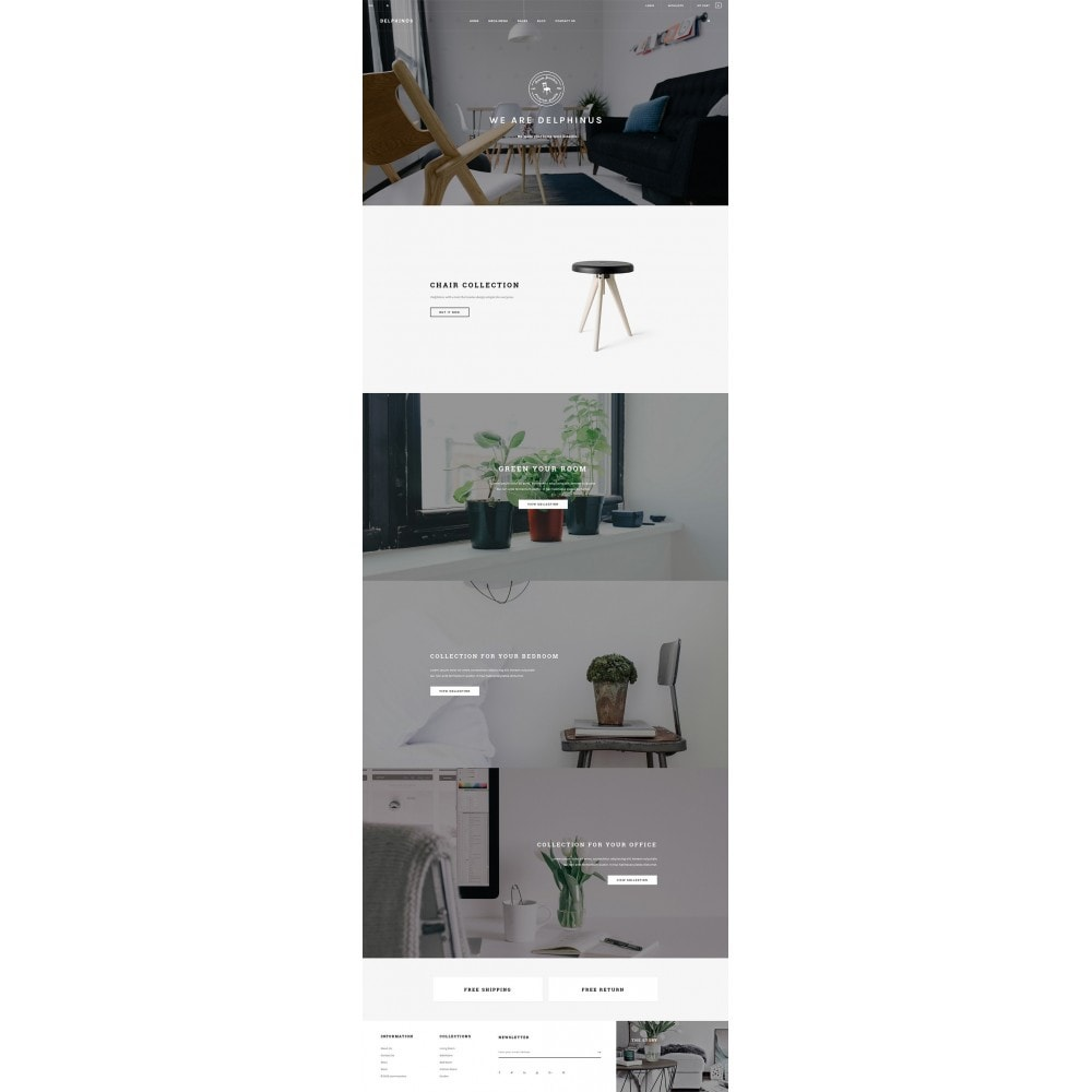 theme - Casa & Jardins - JMS Delphinus II - 10