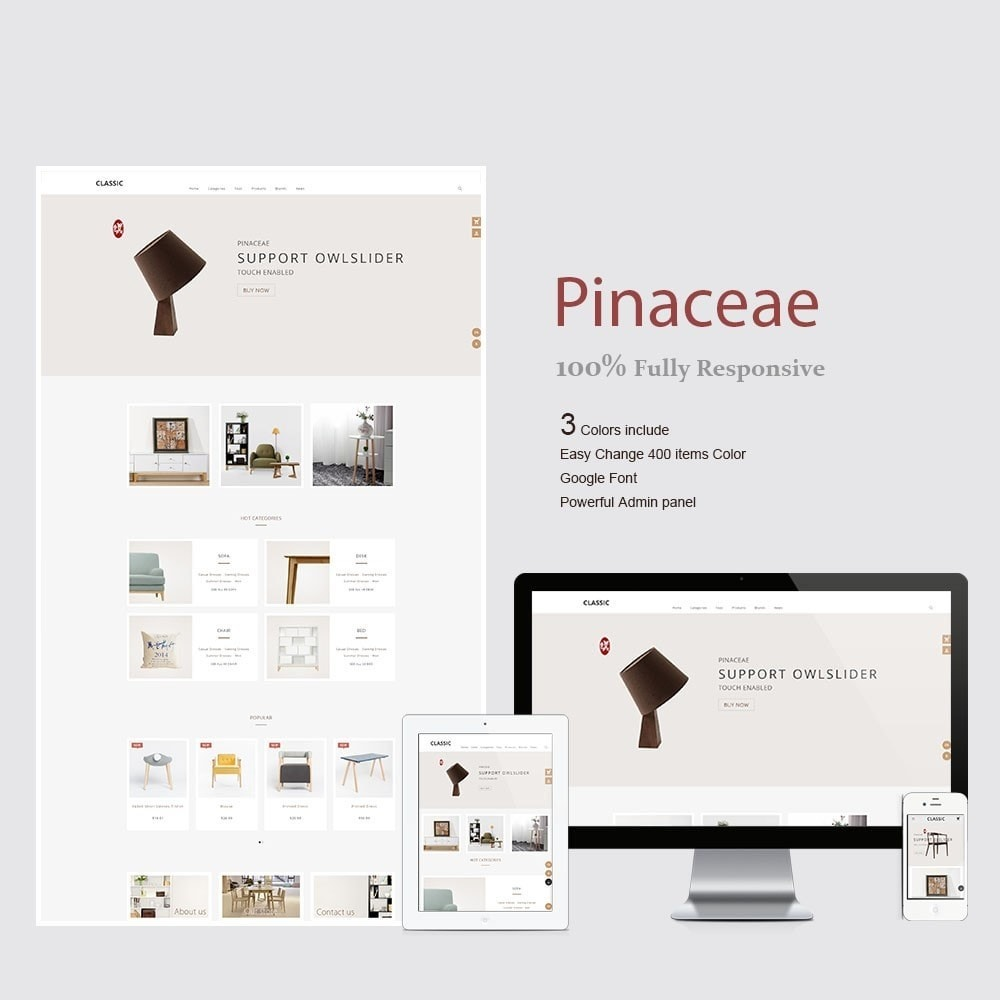 Pinaceae Furniture Store