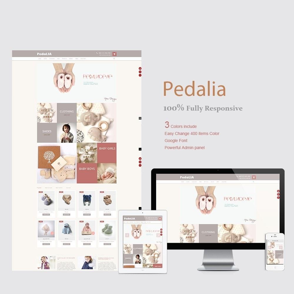 theme - Kids & Toys - Pedalia Babies Store - 1