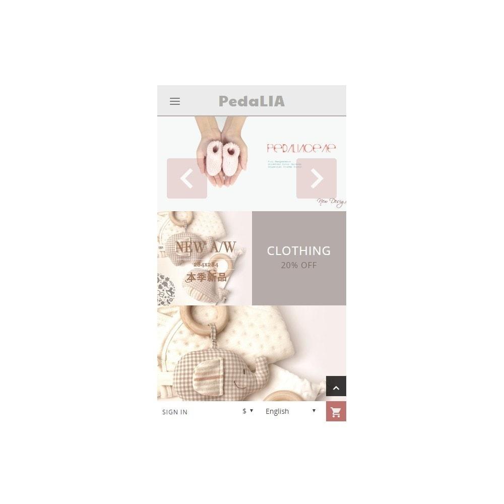 theme - Kids & Toys - Pedalia Babies Store - 6