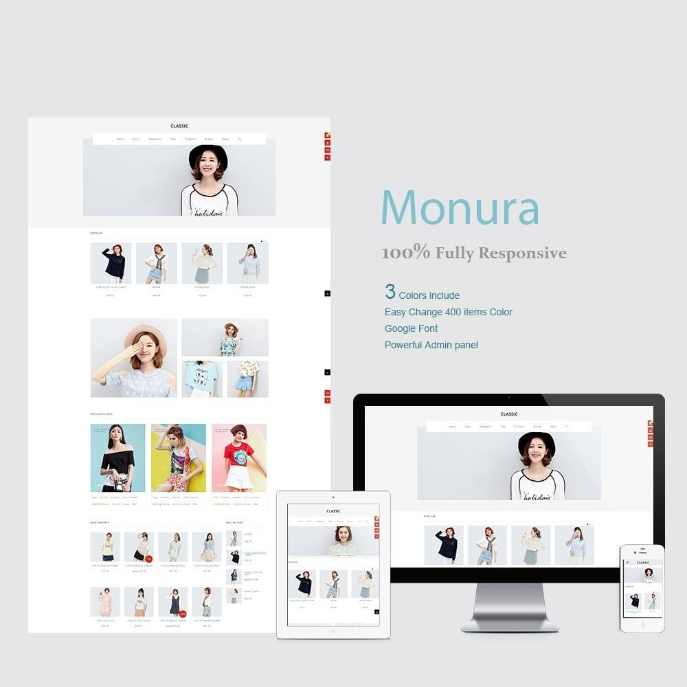 Monura Clothing Store