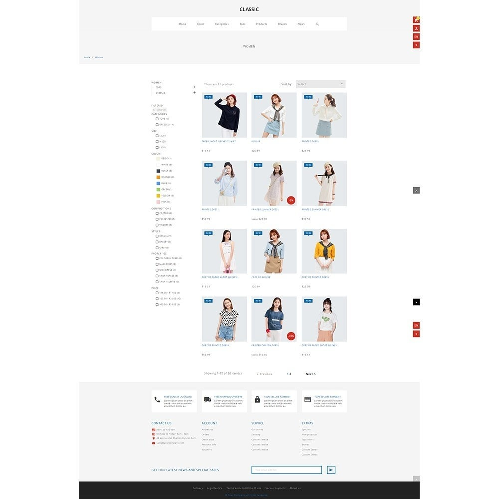 Monura Clothing Store