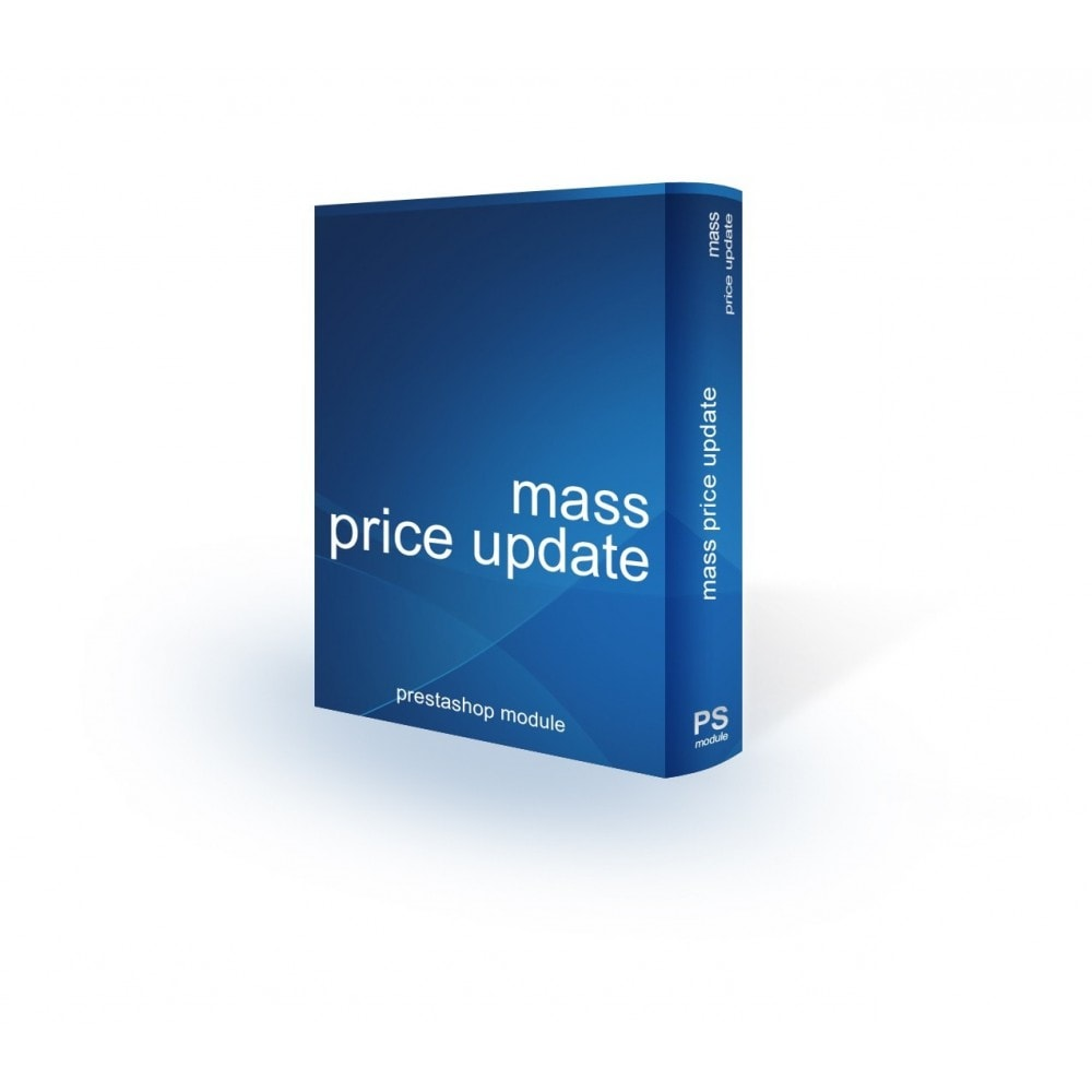 module - Edition rapide & Edition de masse - Mass/bulk price update - 1