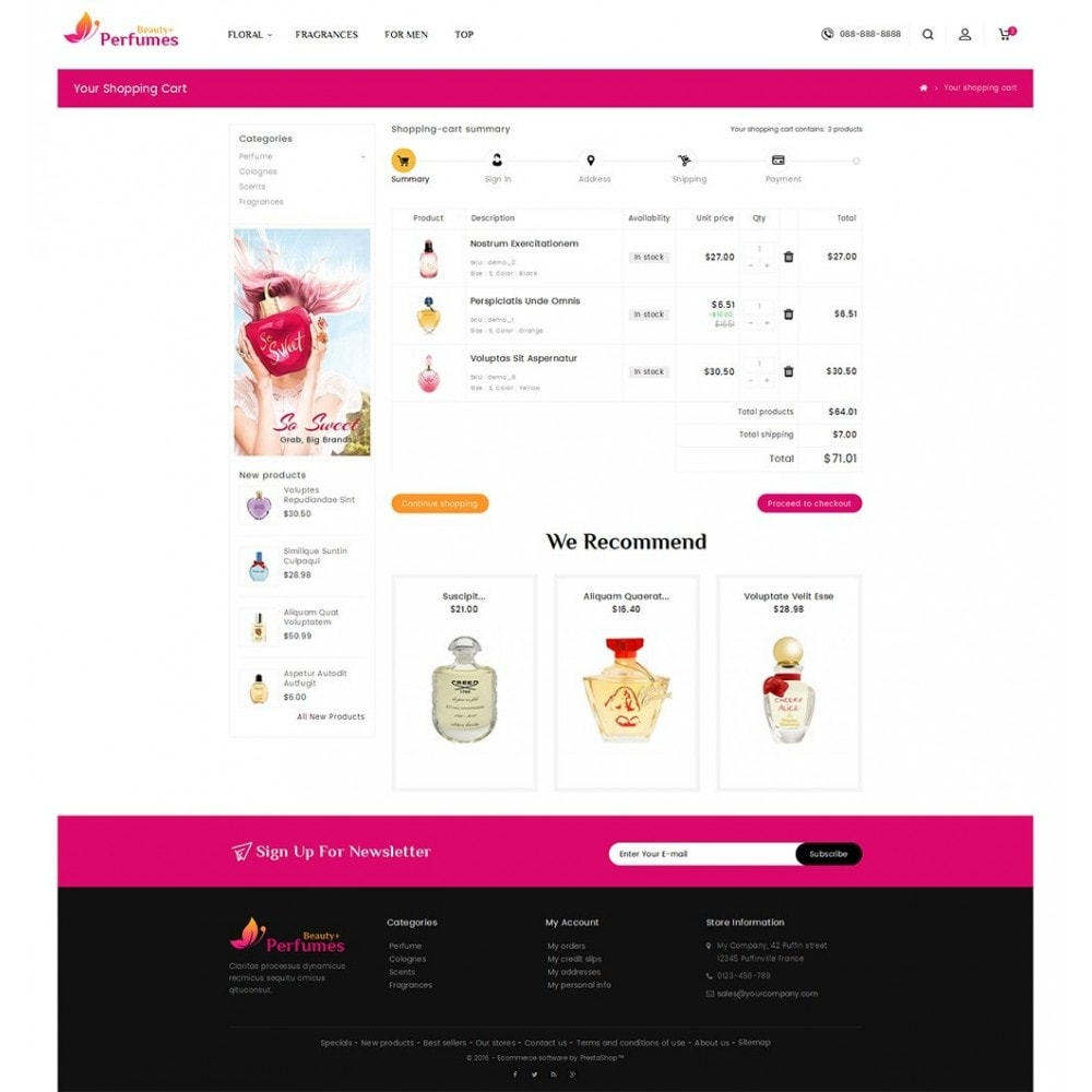 theme - Health & Beauty - Beauty Perfume Store - 5