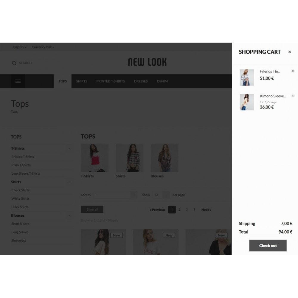 theme - Mode & Schuhe - New look  Fashion Store - 4