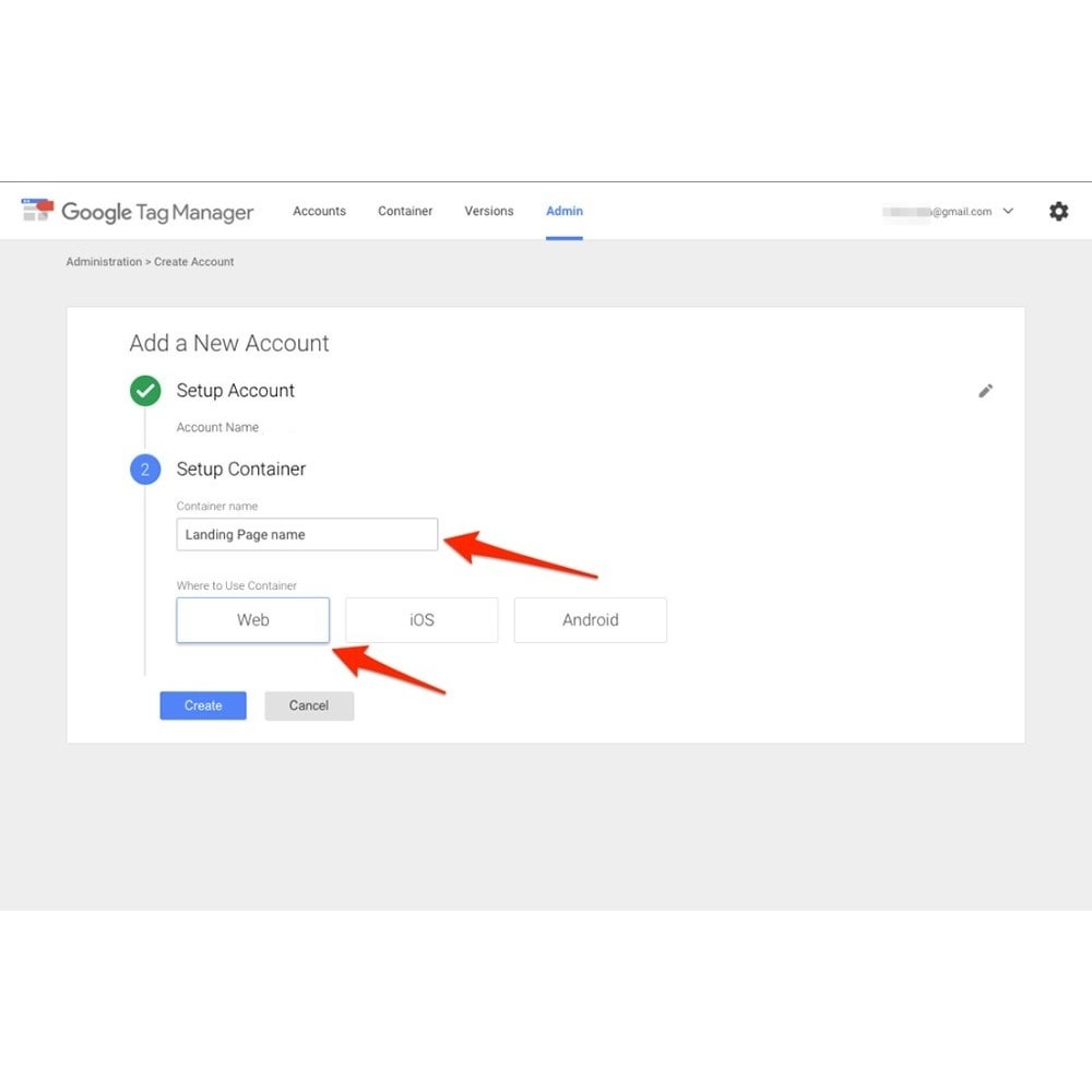 module - SEO - Integration Google Tag Manager - 4