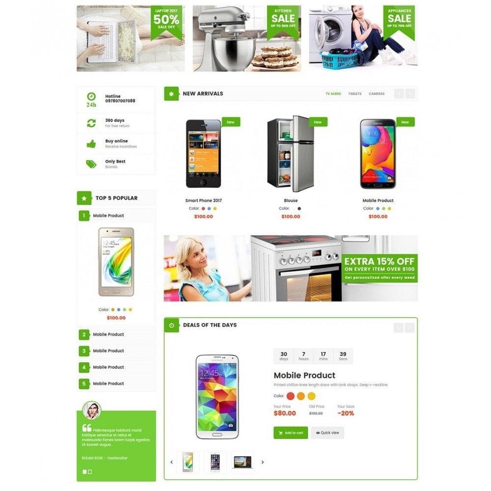 Electronic Supermarket