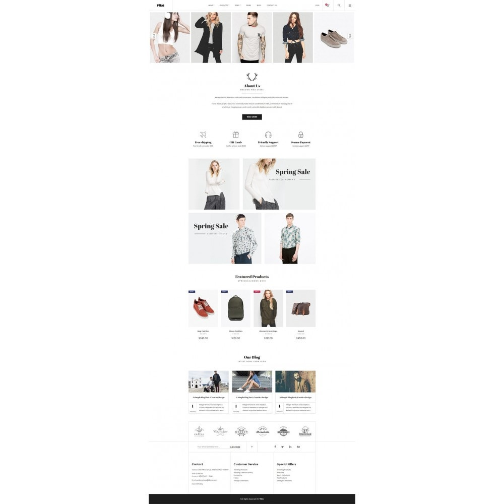 theme - Moda y Calzado - JMS Pika - 10