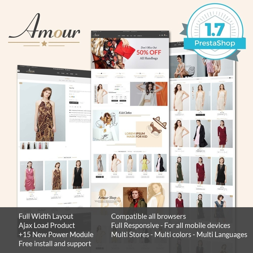 Amour Fashion Store