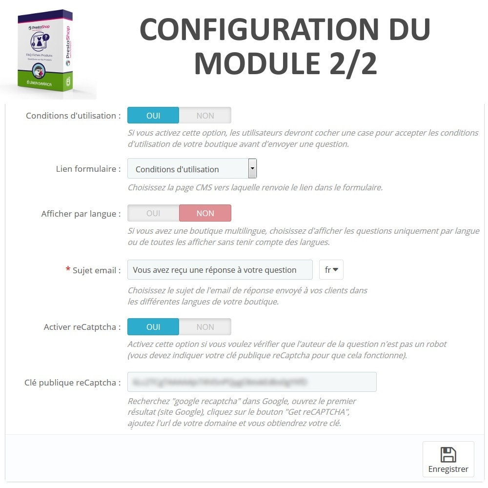 bundle - Avis clients - Confiance - Rassurez vos Clients - 3 Modules - 3