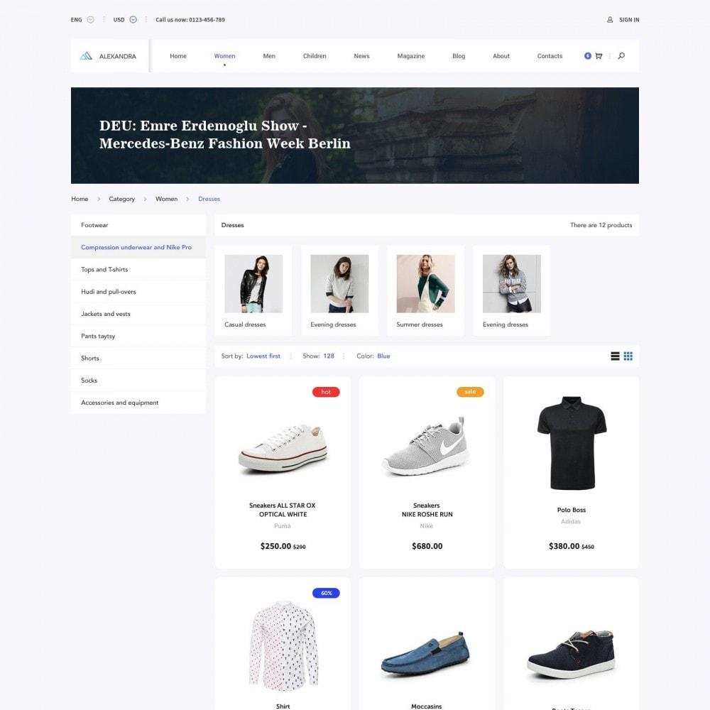 Alexandra - Brand Strore of Clothes