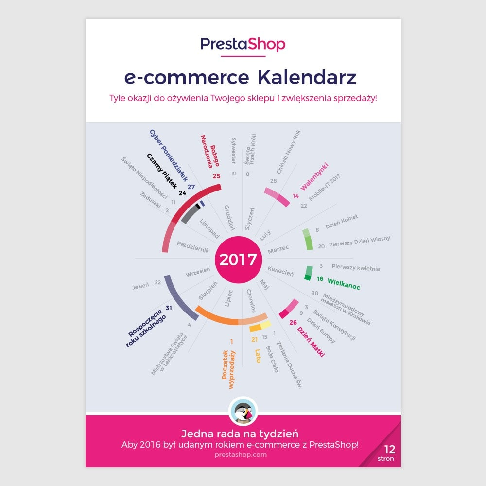 other - Calendario e-Commerce - Calendario eCommerce 2017 Polonia - 1