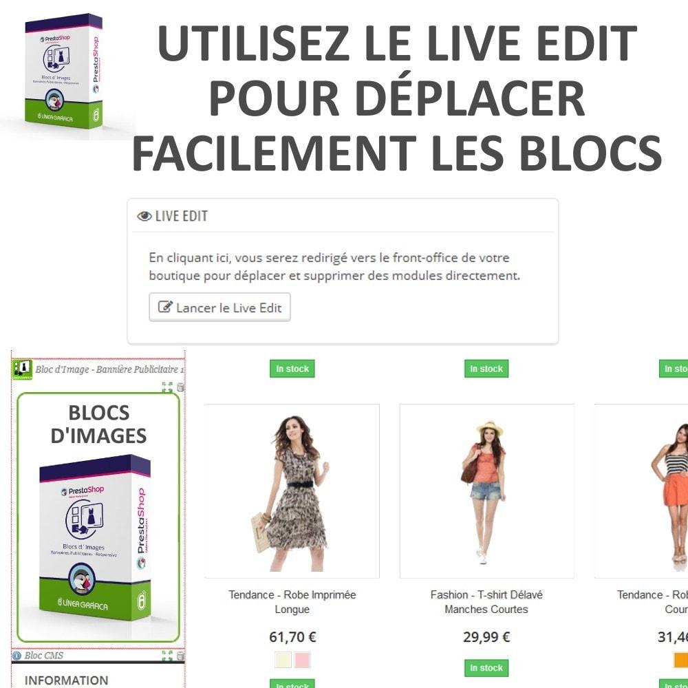 module - Blocs, Onglets & Bannières - Blocs d´Images - Bannières Publicitaires - 6